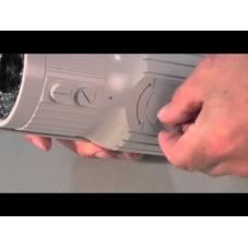 Premium day/night CCTV camera with zoom lens