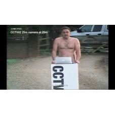 Caught Naked on CCTV - CCTV42!
