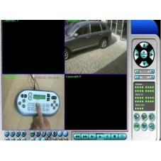 CCTV42 Speed Dome basic controls