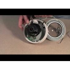 Vandal dome CCTV camera