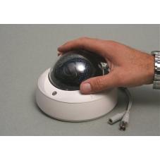 Vandal Dome Camera 4mm Lens