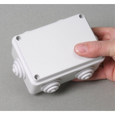 Weatherproof Box for External Cable Connections