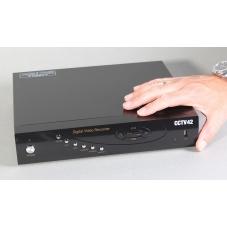 System 2.1 DVR 4 Channel standard definition