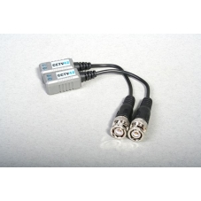 Video Balun with Flylead (pair) for use with CAT5e Cable