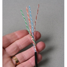 CAT5e Outdoor Cable per Metre