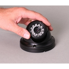 Small Open Dome 3.6mm Lens HD