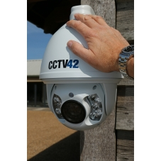 HD 1080P PTZ Camera with 20x Optical Zoom and IR