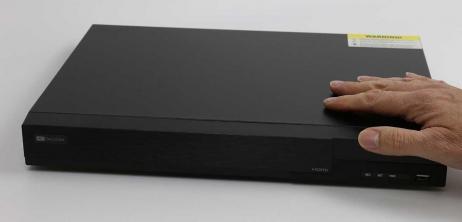 HD 1080P TVI Hybrid DVR 16 channel Image