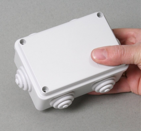 Weatherproof Box for External Cable Connections Image