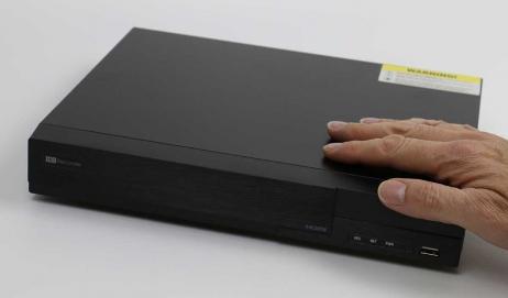 HD 1080P TVI Hybrid DVR 8 Channel Image