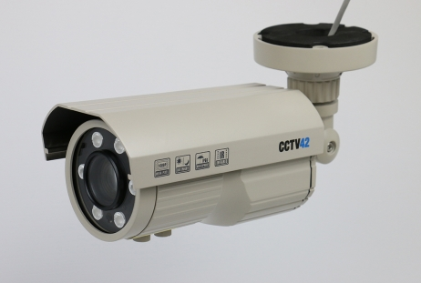 ANPR HD 1080P with 5-50mm lens Image