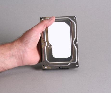 AV Grade 4TB Hard Drive Image