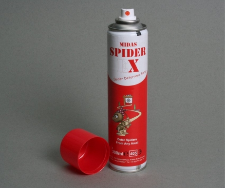 Spider Repellant Spray for CCTV Cameras Image